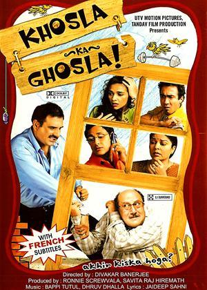 Rent Khosla Ka Ghosla (aka Khosla Ka Ghosla!) Online DVD Rental