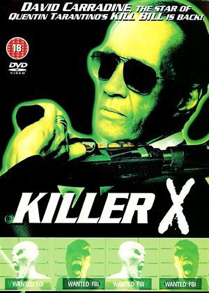 Rent Killer X Online DVD Rental