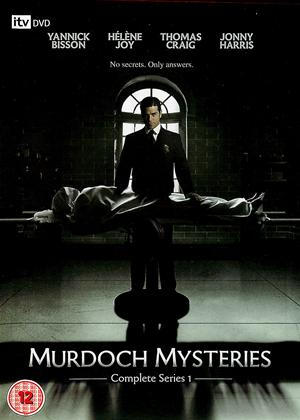 Rent Murdoch Mysteries: Series 1 Online DVD Rental