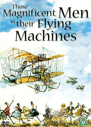 Rent Those Magnificent Men in Their Flying Machines Online DVD Rental
