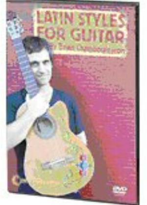 Rent Latin Styles for Guitar Online DVD Rental