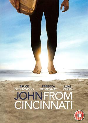 Rent John from Cincinnati: Series 1 Online DVD & Blu-ray Rental