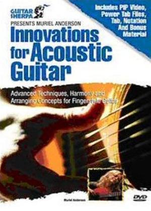Rent Innovations for Acoustic Guitar Online DVD Rental