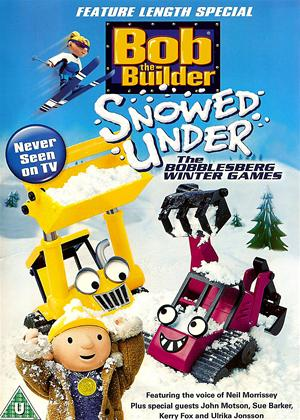Rent Bob the Builder: Snowed Under Online DVD Rental