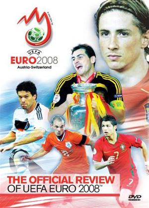 Rent The Official Review of UEFA Euro 2008 Online DVD Rental