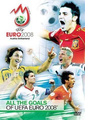 All the Goals of UEFA Euro 2008 Online DVD Rental