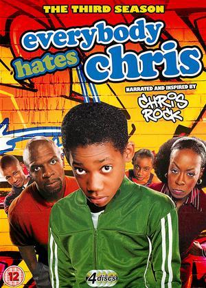 Rent Everybody Hates Chris: Series 3 Online DVD Rental