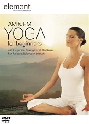 Rent Element: Am and Pm Yoga Online DVD Rental