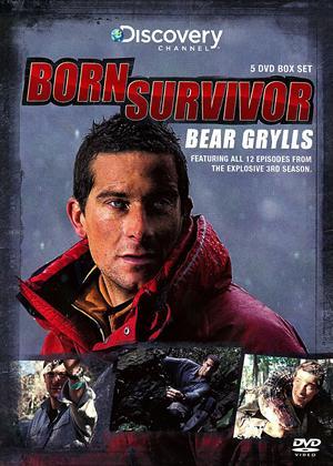 Rent Bear Grylls: Born Survivor: Series 3 Online DVD Rental