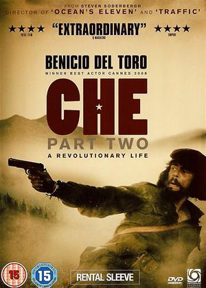 Rent Che: Part 2 Online DVD Rental