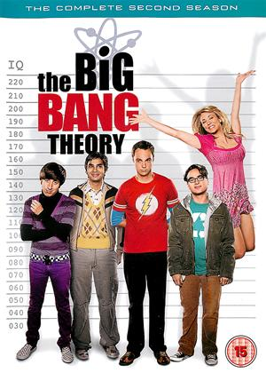 Rent The Big Bang Theory: Series 2 Online DVD Rental