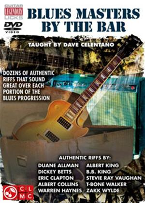 Rent Blues Masters by the Bar Online DVD Rental