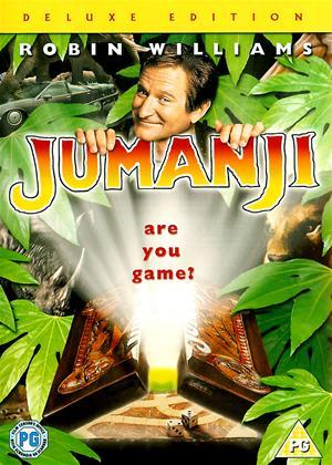 Rent Jumanji Online DVD Rental