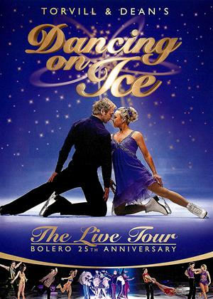 Rent Torvill and Dean's Dancing on Ice: The Bolero 25th Anniversary Tour Online DVD Rental