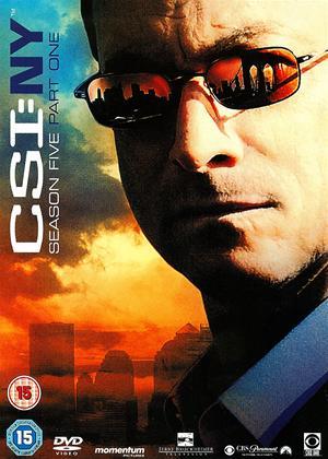 Rent CSI New York: Series 5: Part 1 Online DVD Rental