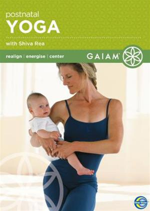 Rent Gaiam: Postnatal Yoga Online DVD Rental