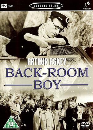 Rent Back Room Boy Online DVD Rental