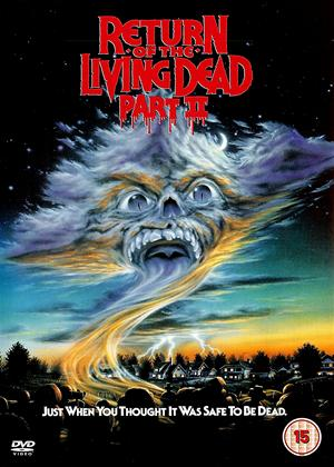 Rent Return of the Living Dead 2 Online DVD Rental