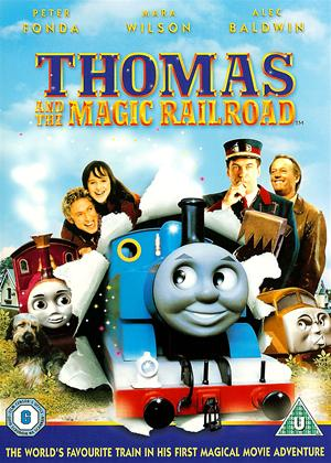Rent Thomas and the Magic Railroad Online DVD & Blu-ray Rental