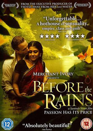 Rent Before the Rains Online DVD Rental