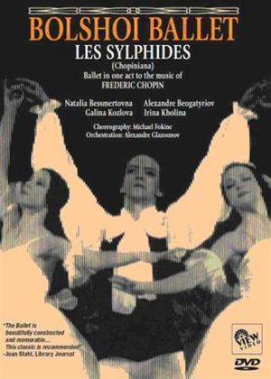 Rent Bolshoi Ballet: Les Sylphides Online DVD & Blu-ray Rental