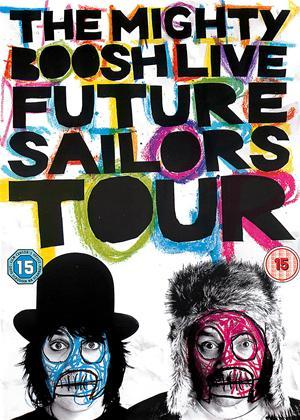 Rent The Mighty Boosh: Live Future Sailors Tour Online DVD Rental
