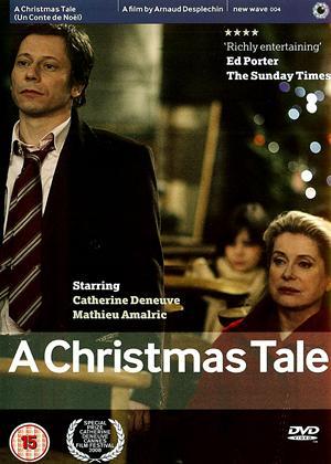 Rent A Christmas Tale (aka Un conte de Noël) Online DVD & Blu-ray Rental