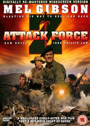 Rent Attack Force Z Online DVD Rental