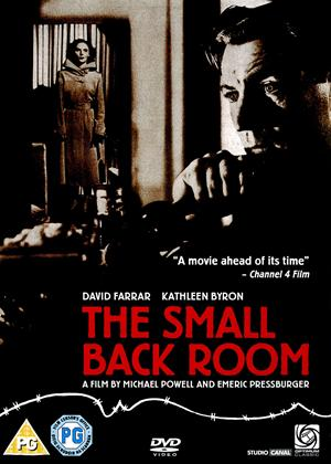 Rent The Small Back Room Online DVD Rental