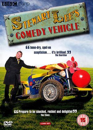 Rent Stewart Lee's Comedy Vehicle: Series 1 Online DVD Rental