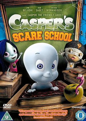 Rent Casper's Scare School Online DVD & Blu-ray Rental