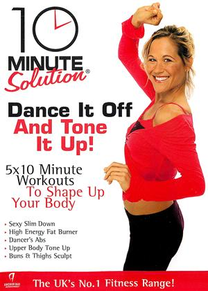 Rent 10 Minute Solution: Dance It Off and Tone It Up Online DVD Rental