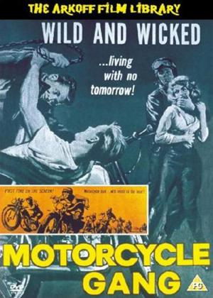 Rent Motorcycle Gang Online DVD Rental