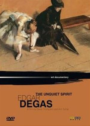 Rent Edgar Degas: Art Lives Online DVD Rental