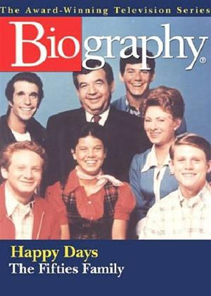 Rent Happy Days: Biography Channel Online DVD Rental