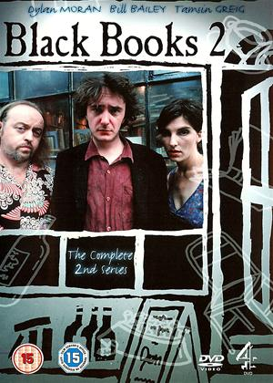 Rent Black Books: Series 2 Online DVD Rental