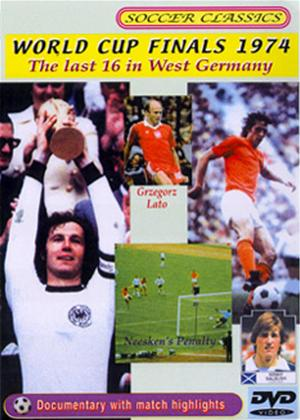 Rent World Cup Finals 1974 Online DVD Rental