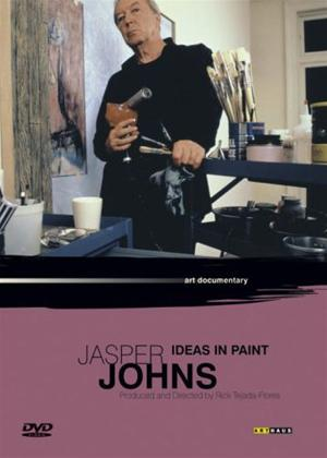 Rent Jasper Johns: Art Lives Online DVD Rental