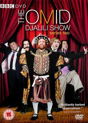 Rent The Omid Djalili Show: Series 2 Online DVD Rental