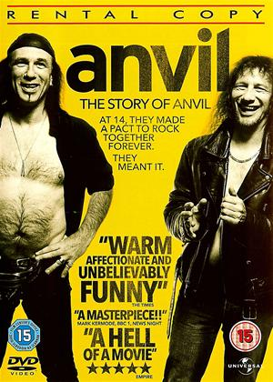 Anvil: The Story of Anvil Online DVD Rental