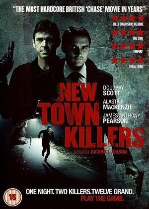 Rent New Town Killers Online DVD Rental