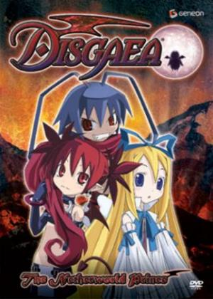 Rent Disgaea: Vol.1 Online DVD Rental