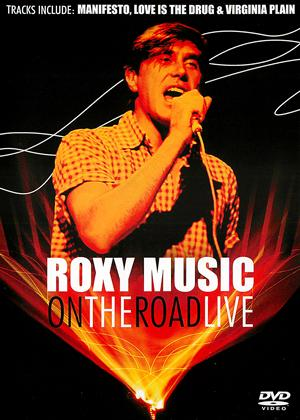 Rent Roxy Music: On the Road Live Online DVD Rental