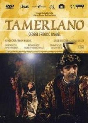 Rent Handel: Tamerlano Online DVD Rental