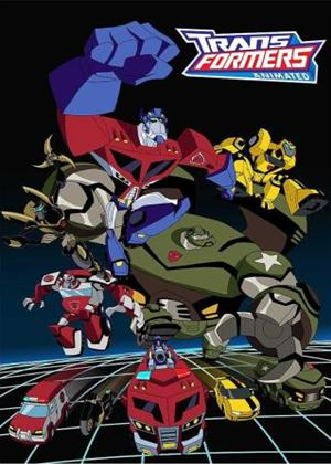 Rent Transformers Animated: Vol.2 Online DVD Rental