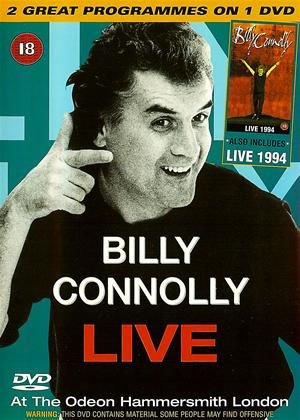 Rent Billy Connolly: Live at the Apollo Online DVD Rental