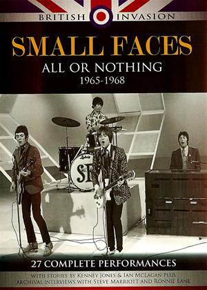 Rent Small Faces: All or Nothing 1966-1968 Online DVD Rental