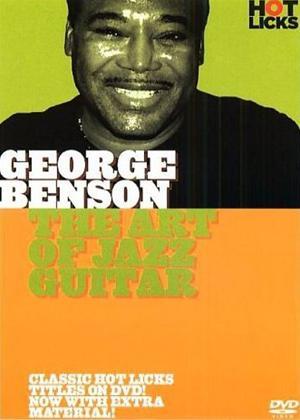Rent George Benson: The Art of Jazz Guitar Online DVD Rental