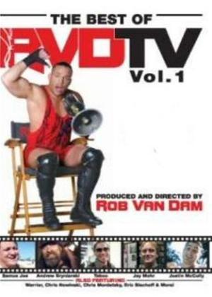 Rent Rob Van Dam: The Best of Rvdtv: Vol.1 Online DVD Rental