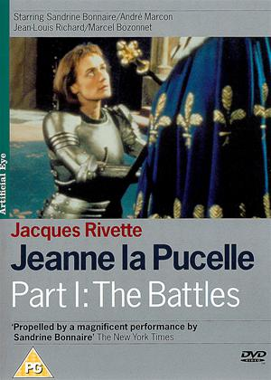 Rent Jeanne La Pucelle: The Battles Online DVD Rental